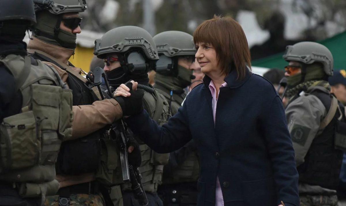 Destinan 500 gendarmes para reforzar la seguridad en Mar del Plata