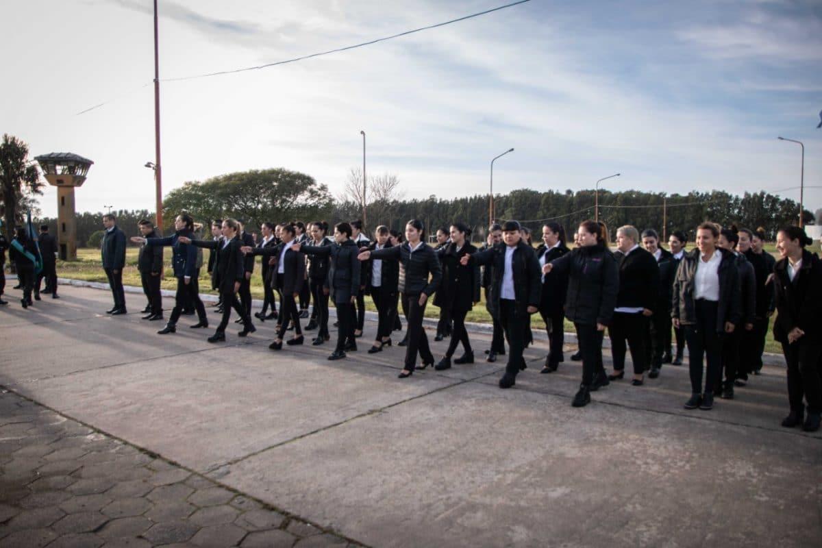 El Complejo Penitenciario Zona Este suma 80 nuevos guardias