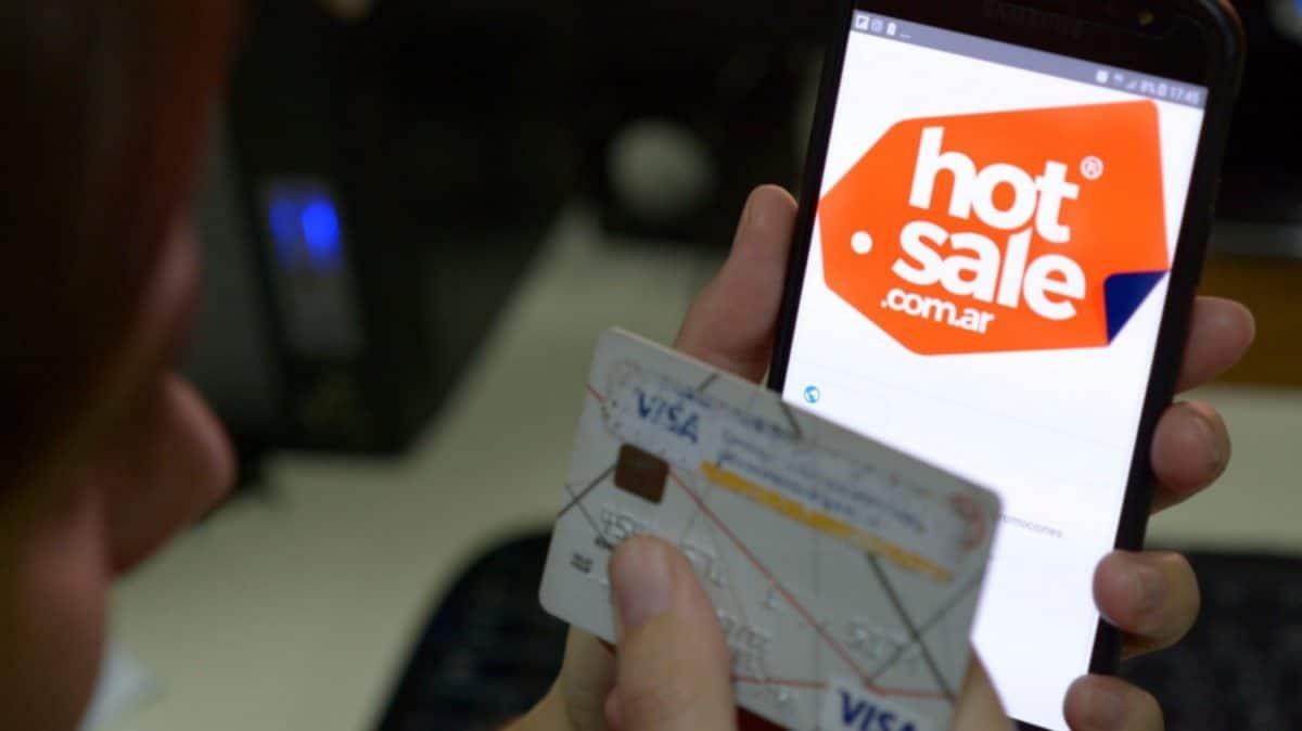 El Hot Sale facturó $8.512 millones, un 35,5% más que en la edición anterior
