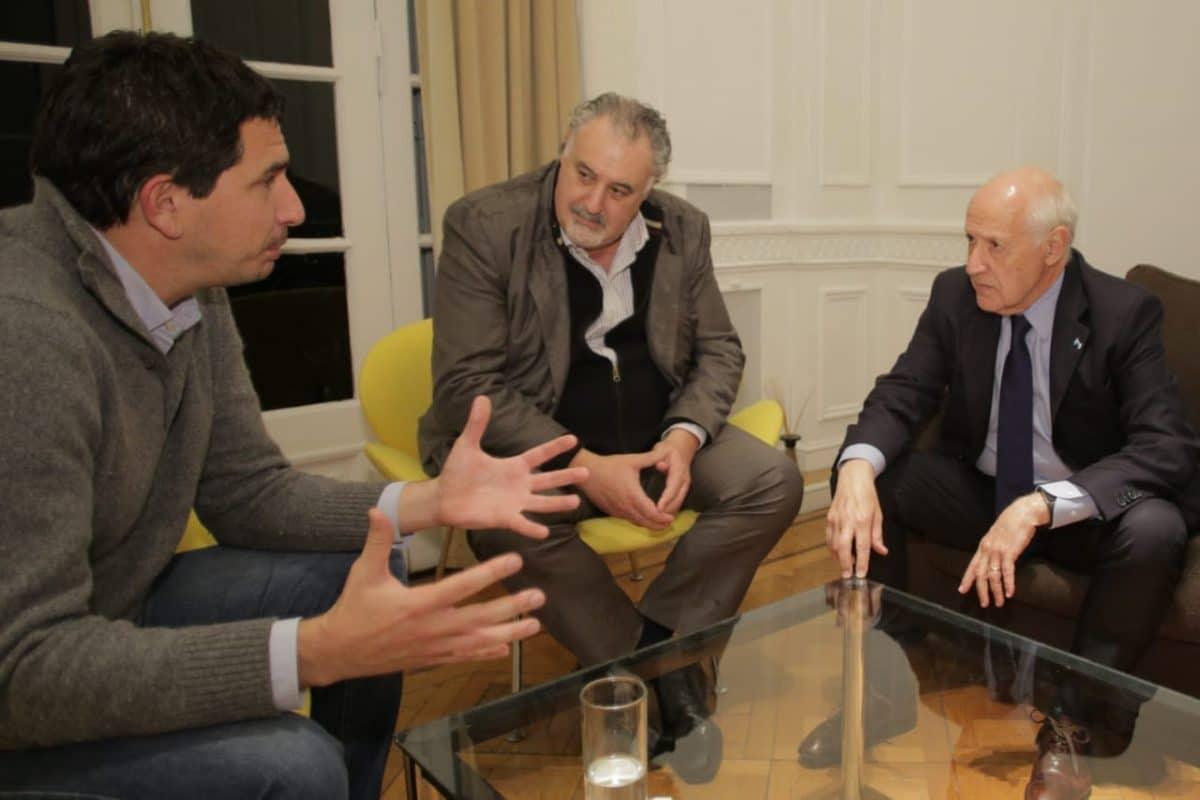 Después del debate presidencial se espera a Lavagna en Mar del Plata