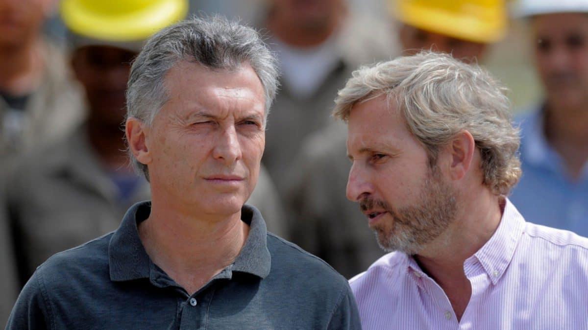 """""""Si el presidente entiende que hay un candidato mejor, analizaría dar un paso al costado"""", advierte Frigerio"""
