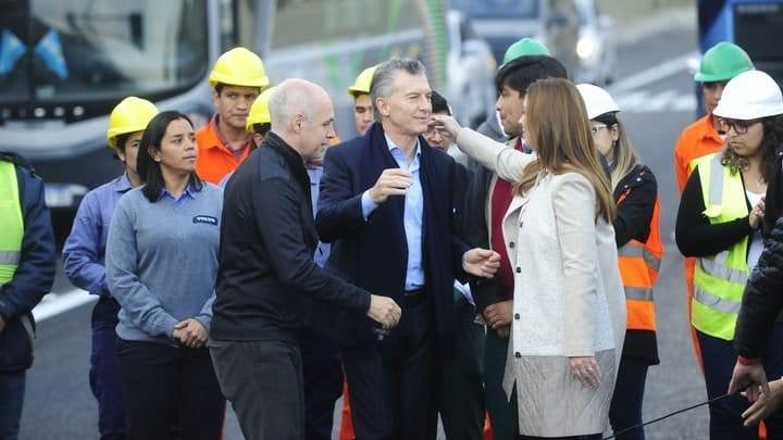 Dietrich ratificó la candidatura de Mauricio Macri a la presidencia