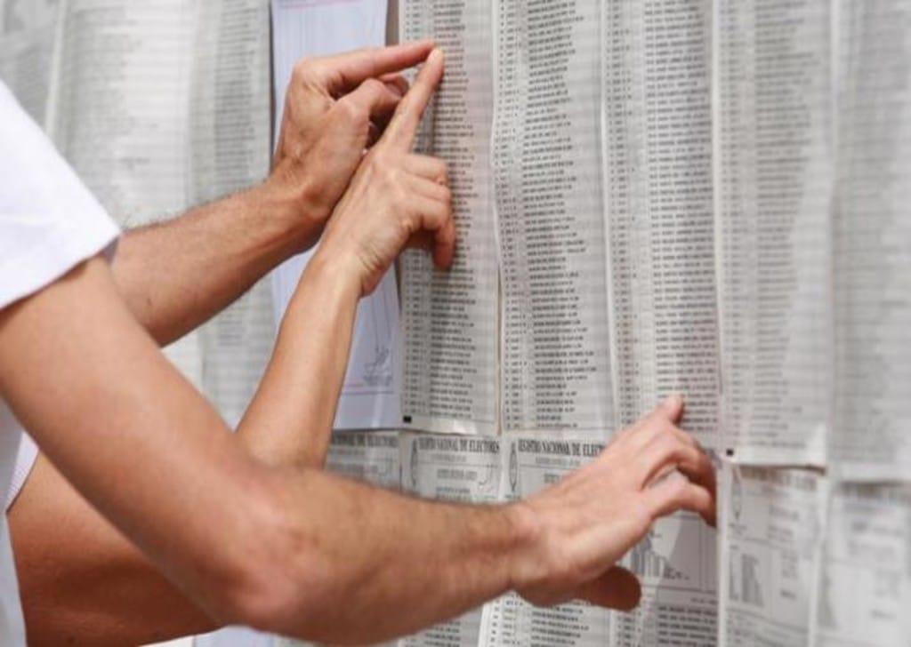¿Dónde voto? Ya se puede consultar el padrón electoral para las PASO