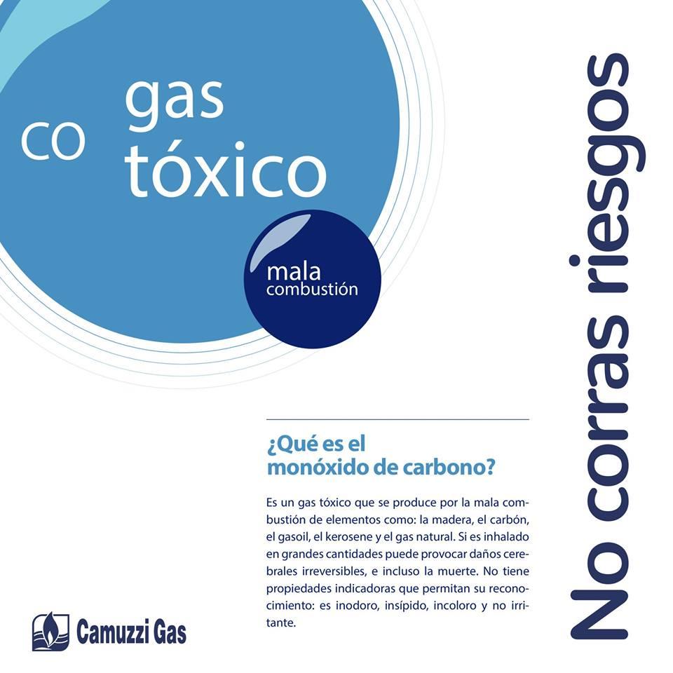 Consejos para prevenir accidentes con monóxido de carbono ante la llegada del invierno
