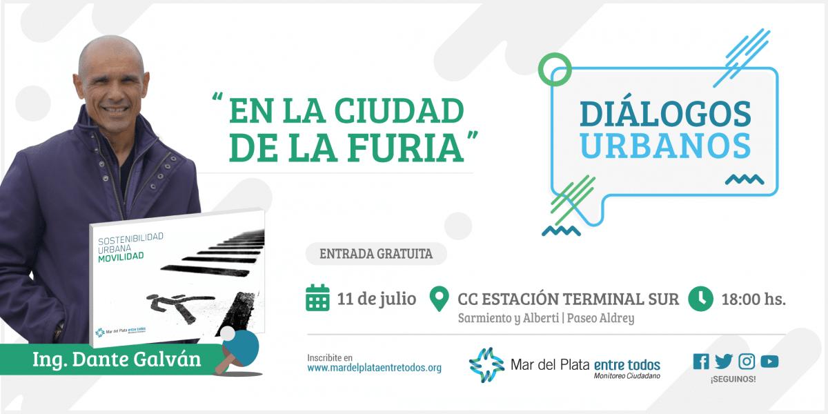 """""""Movilidad"""", tema del segundo """"Diálogos Urbanos"""" de Mar del Plata Entre Todos"""