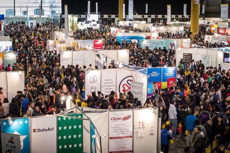 Unos 30.000 jóvenes intentarán encontrar un trabajo en la cuarta edición de la Expo Empleo