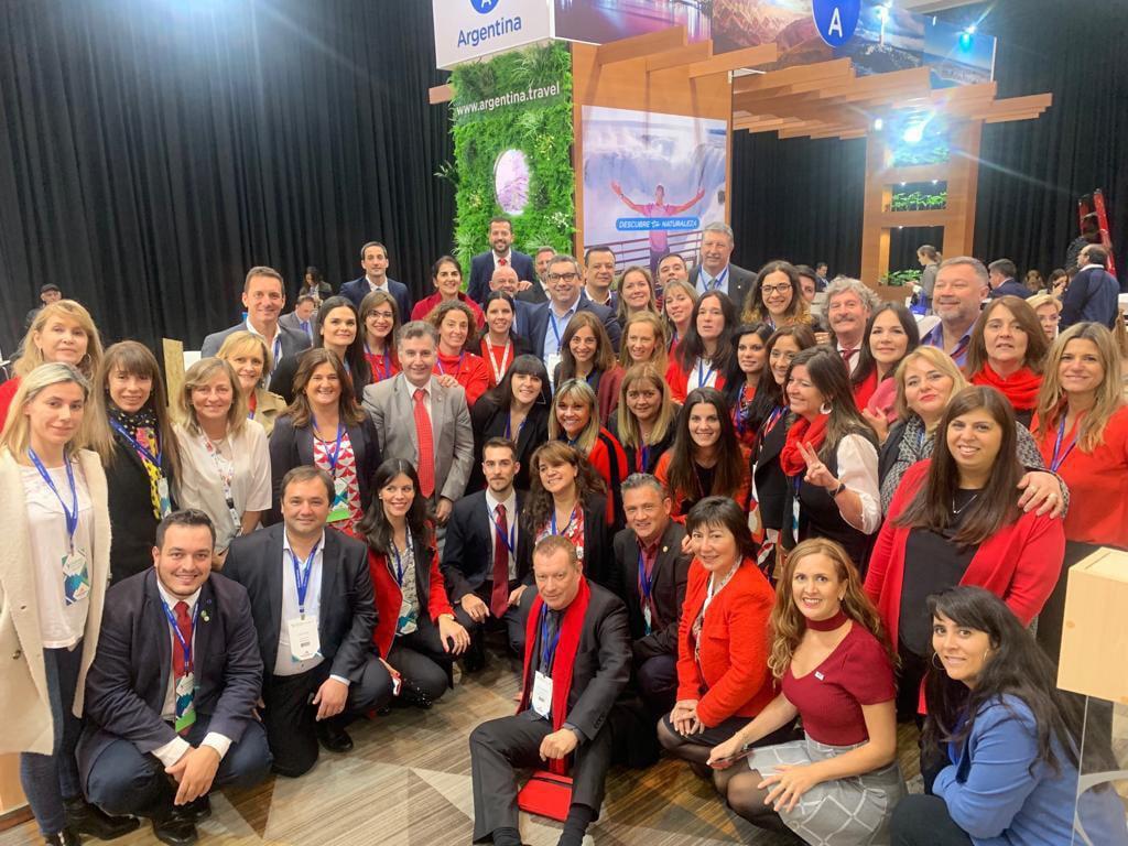 FIEXPO 2019: Mar del Plata promocionó su oferta de Turismo de Reuniones