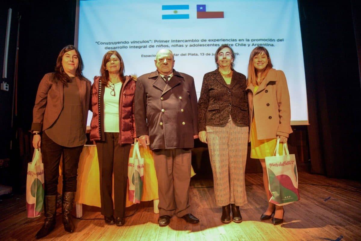 Satisfacción por el resultado de las jornadas argentino-chilenas sobre niñez