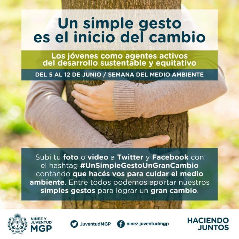 Actividades en Mar del Plata por el Día Mundial del Medio Ambiente