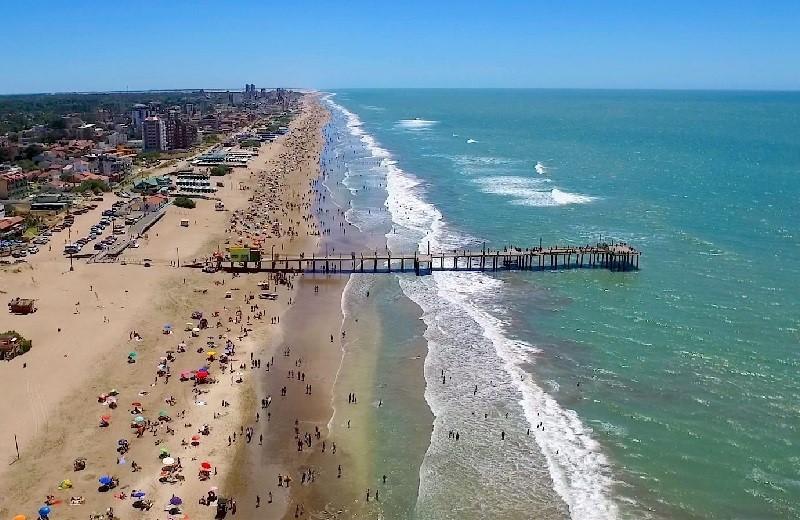 Estas son algunas de las playas más visitadas de Argentina y Latinoamerica