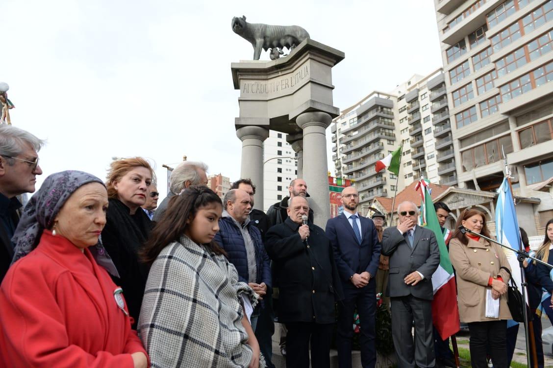 Arroyo participó del aniversario de la República de Italia