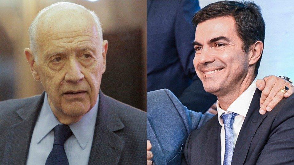 Juan Manuel Urtubey acompañará como vice a Roberto Lavagna