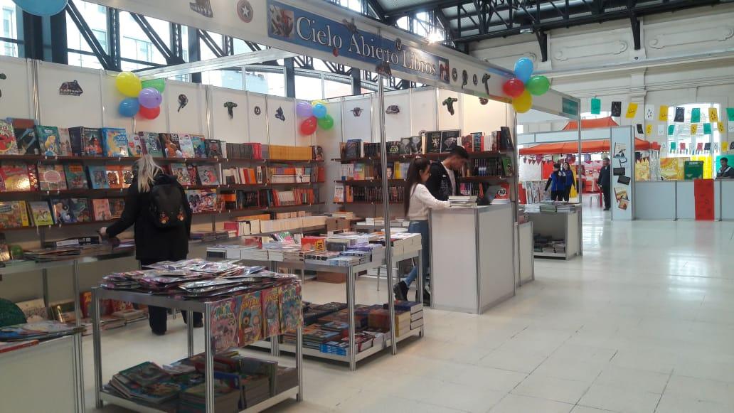 Comienza la 7ª Feria del Libro Infantil y Juvenil