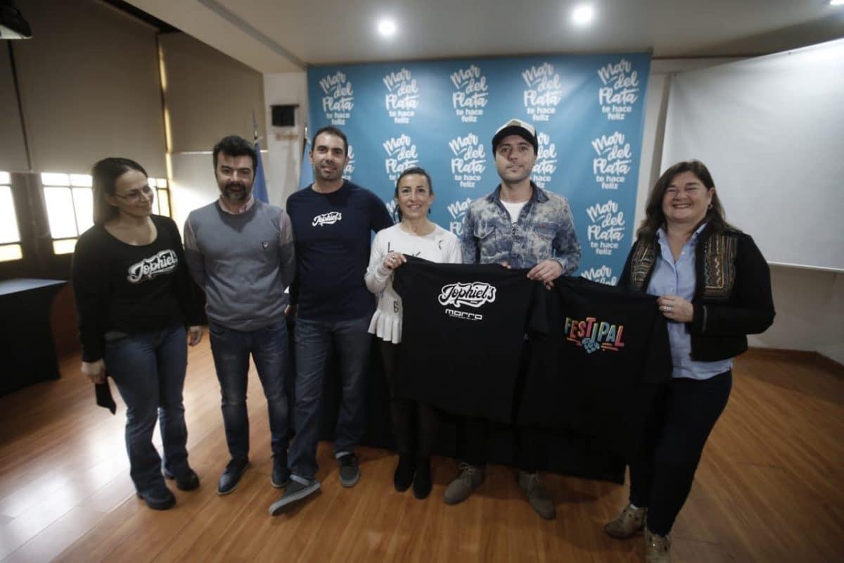"""Todo listo para el Festival de Cerveza Artesanal """"Festipal"""""""