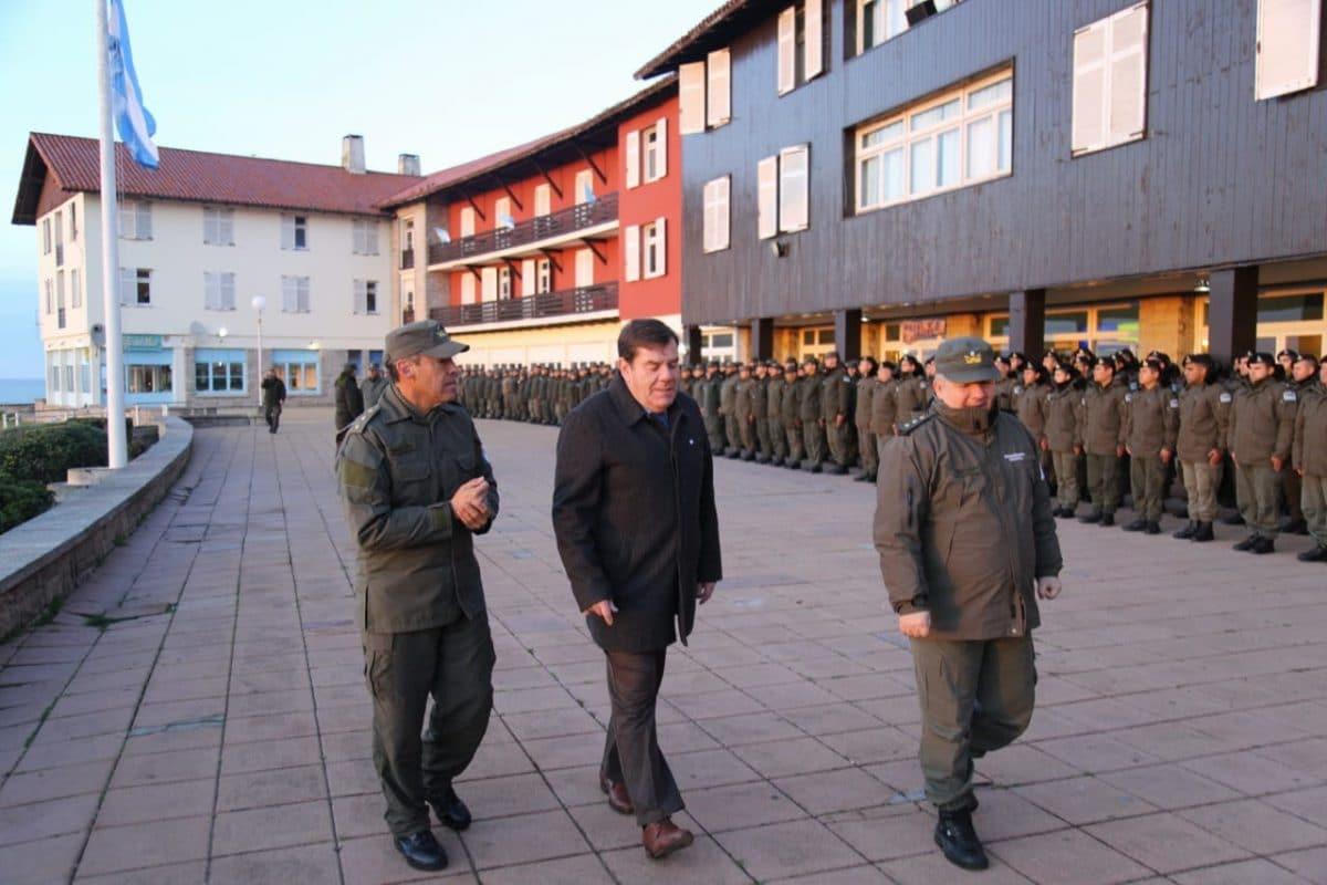 """Montenegro: """"los marplatenses nos sentimos más protegidos con Gendarmería en los barrios"""""""