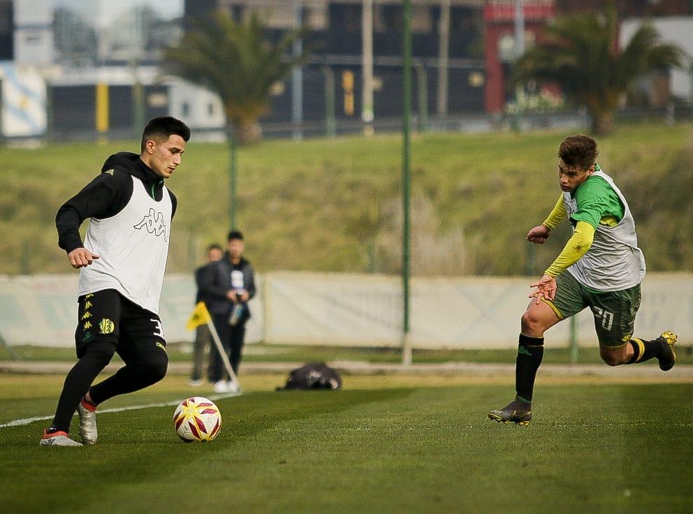 Aldosivi perdió en su segundo partido de pretemporada