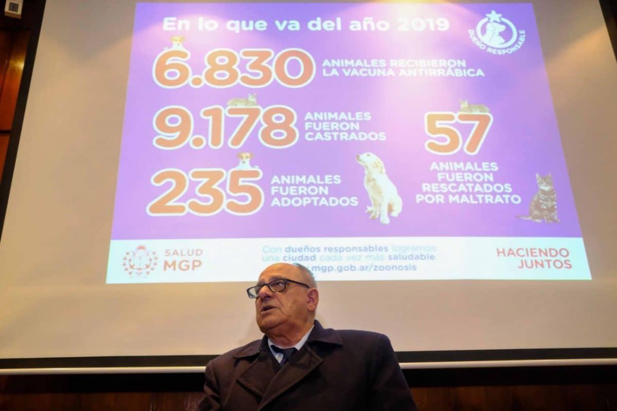El municipio intensificará el cumplimiento de la Tenencia Responsable de Mascotas