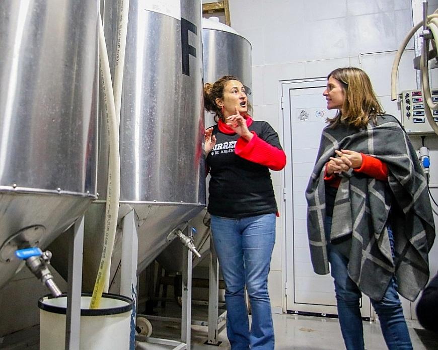 """Raverta: """"la cerveza artesanal es un sector todavía tiene mucho para crecer"""""""