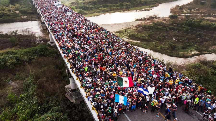 Informe Mundial: Los migrantes en crisis