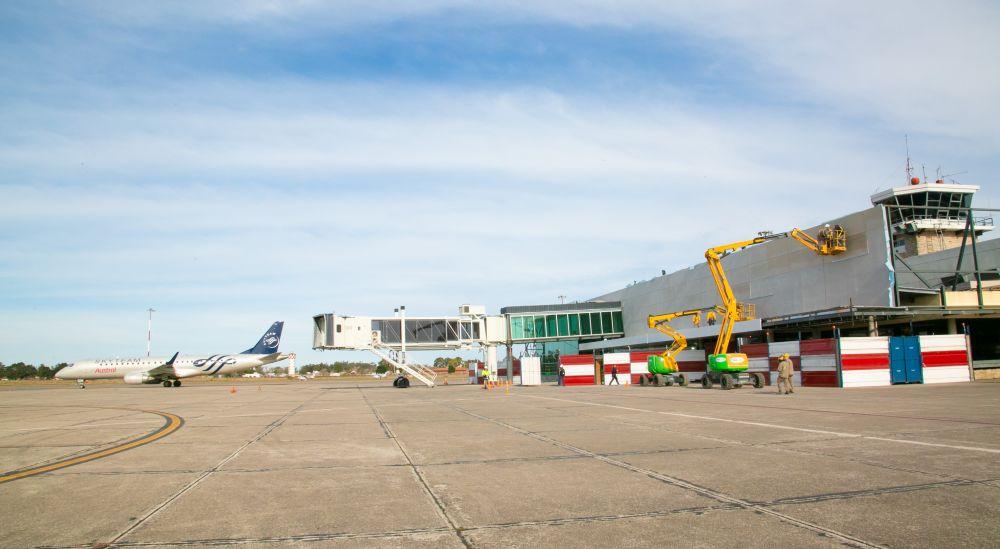 La actividad aérea regular de cabotaje podría retornar en julio