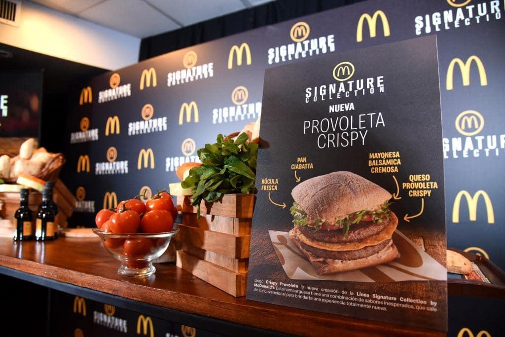 McDonald´s incorpora nuevo sabor con Provoleta Crispy