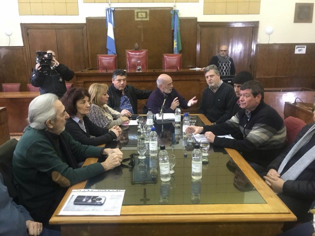 El Concejo Deliberante aprobaría declaración contra tarifazos