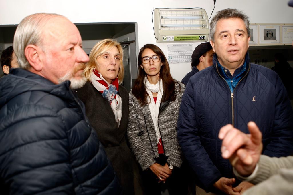 """Baragiola celebró el """"avance sostenido de las economías regionales"""""""