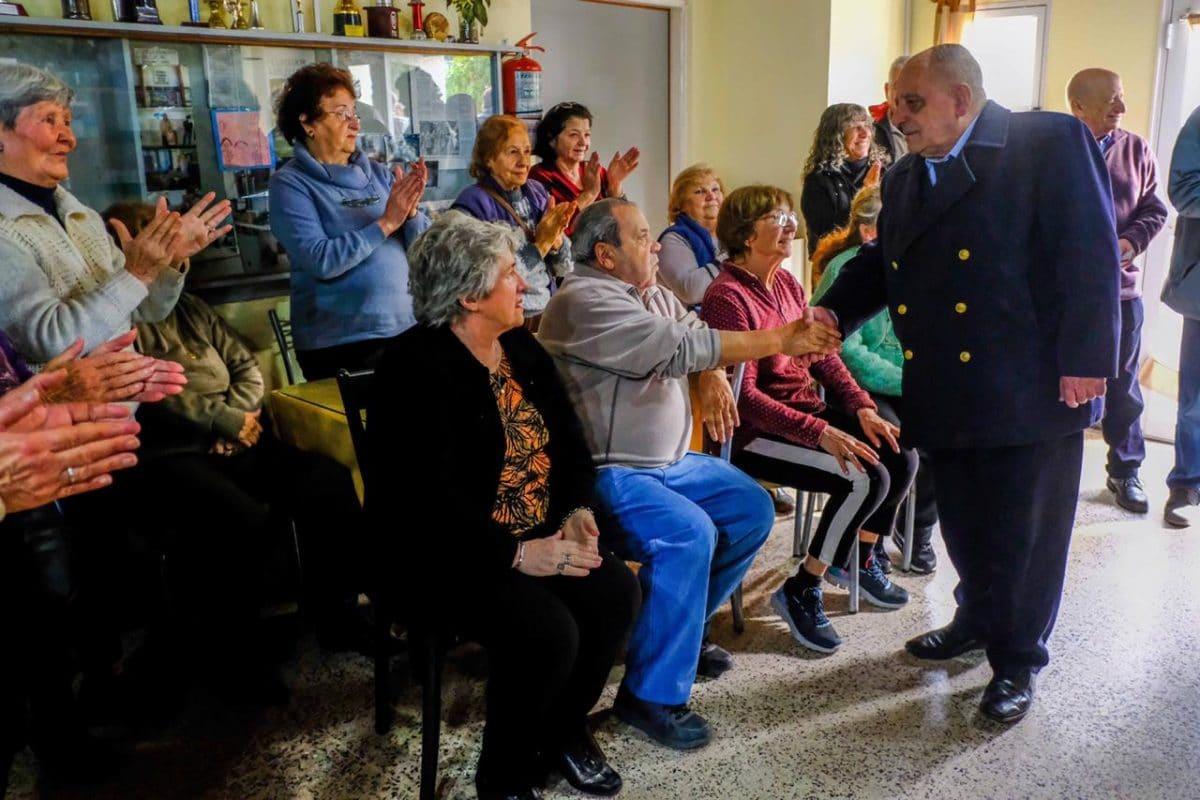 """Arroyo: """"se puede seguir cambiando la ciudad con trabajo, esfuerzo y honradez"""""""