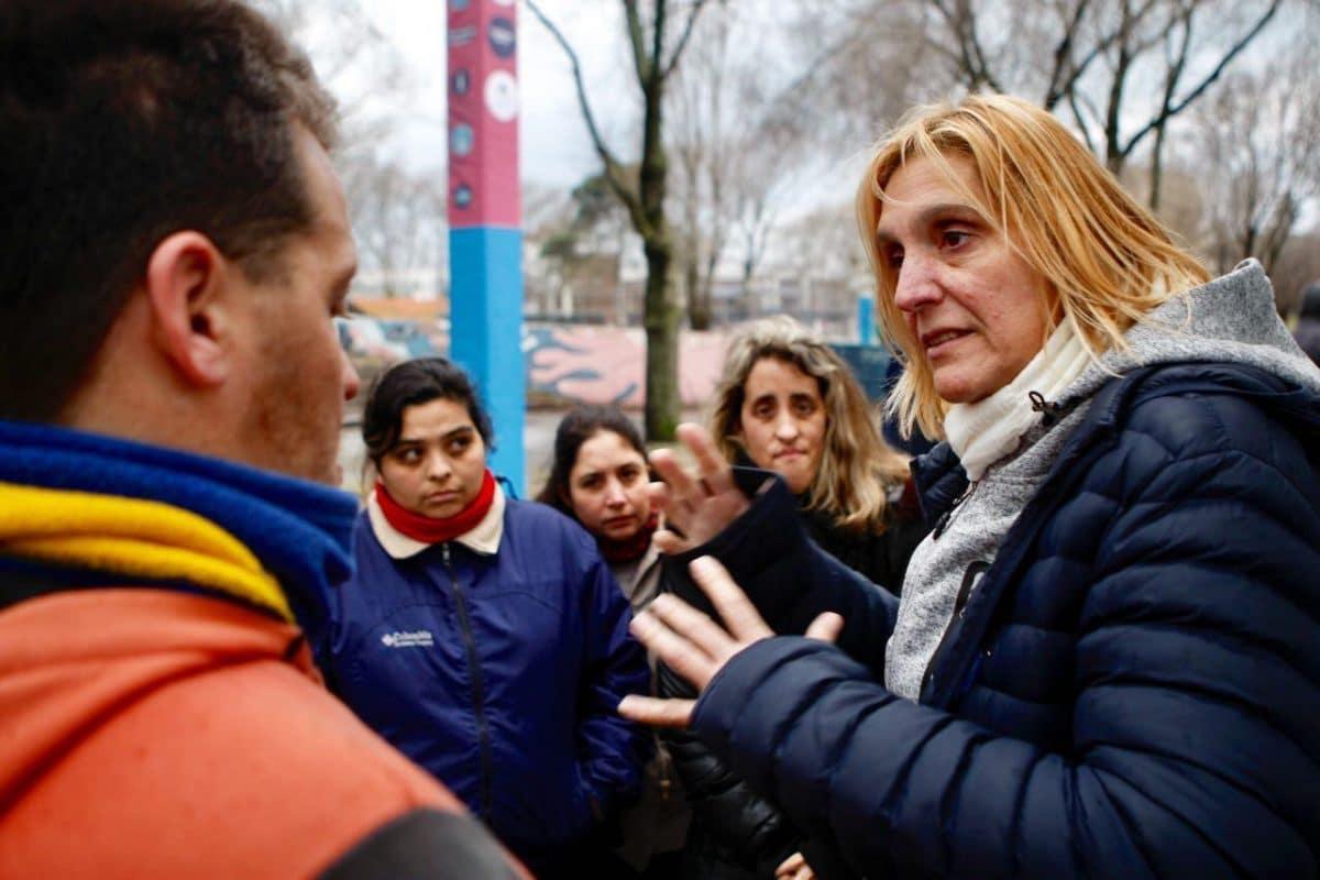 """Baragiola pide incluir a las mujeres recuperadoras como """"Promotoras Ambientales"""""""