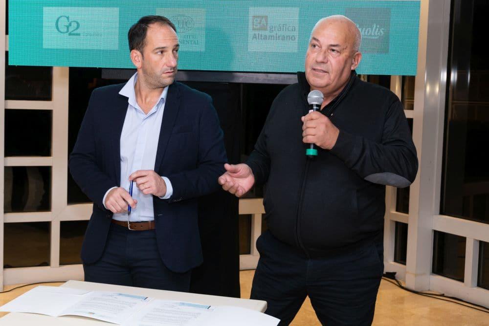 El Mar del Plata Bureau y Buzios Bureau firmaron convenio de cooperación institucional