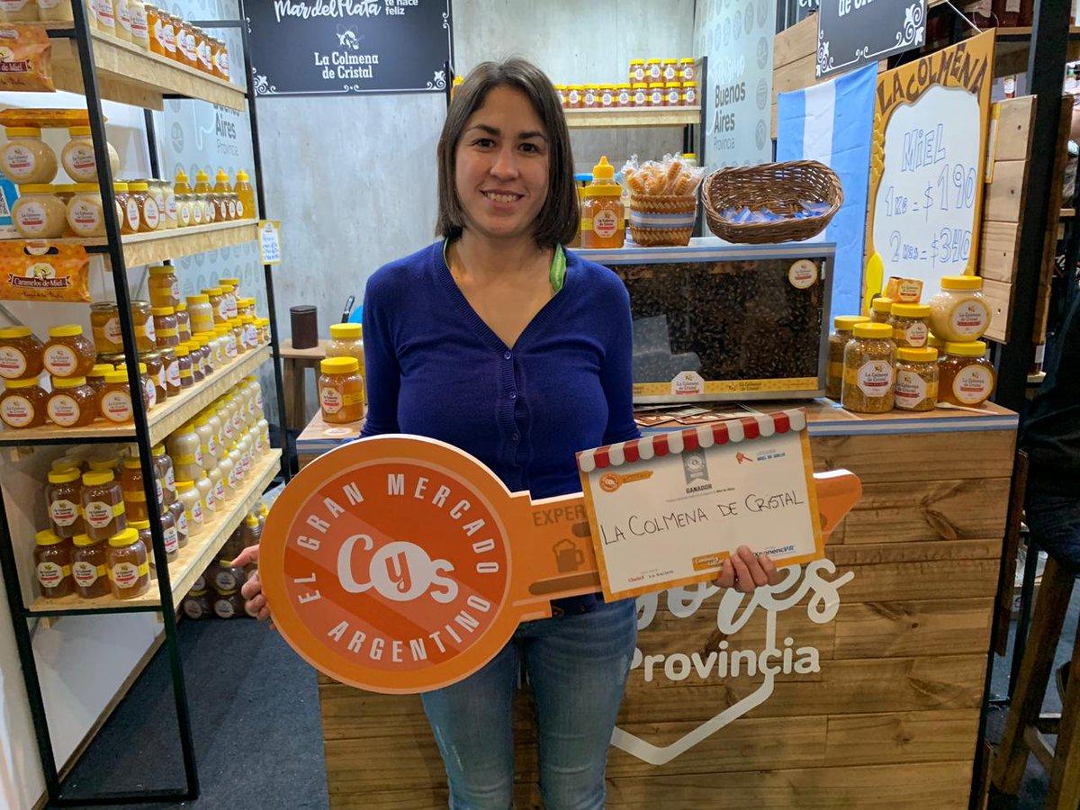 """Premian miel de Sierra de los Padres en la feria """"Caminos y Sabores"""""""