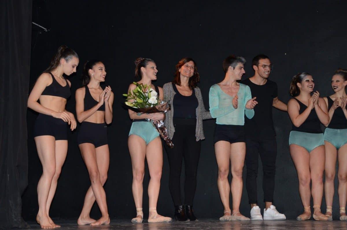 Exitosa presentación de profesora de danza marplatense en Buenos Aires