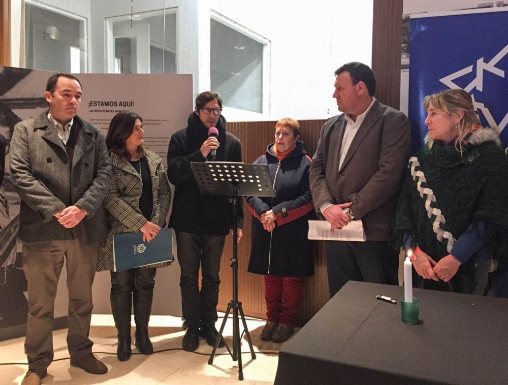 La muestra itinerante del Museo del Holocausto de Buenos Aires llegó a Mar del Plata