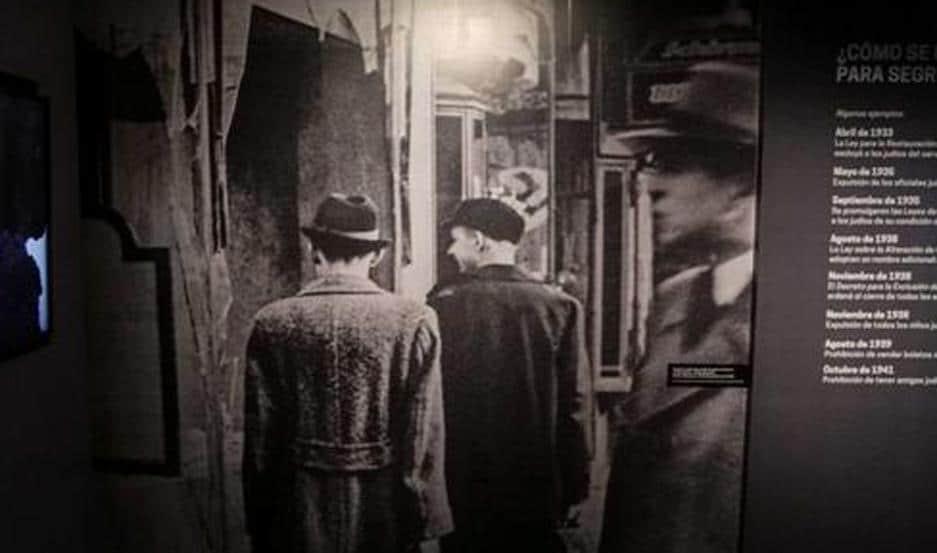 Muestra del Museo del Holocausto de Buenos Aires llega a Mar del Plata