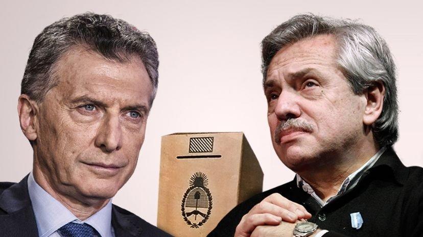 A un mes de las PASO, Macri se acerca a Alberto Fernández y se agranda la polarización