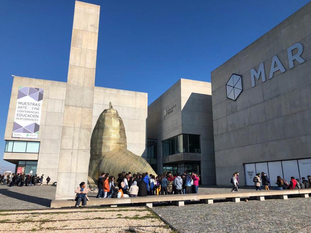 Museo MAR y Teatro Auditorium suspenden actividades
