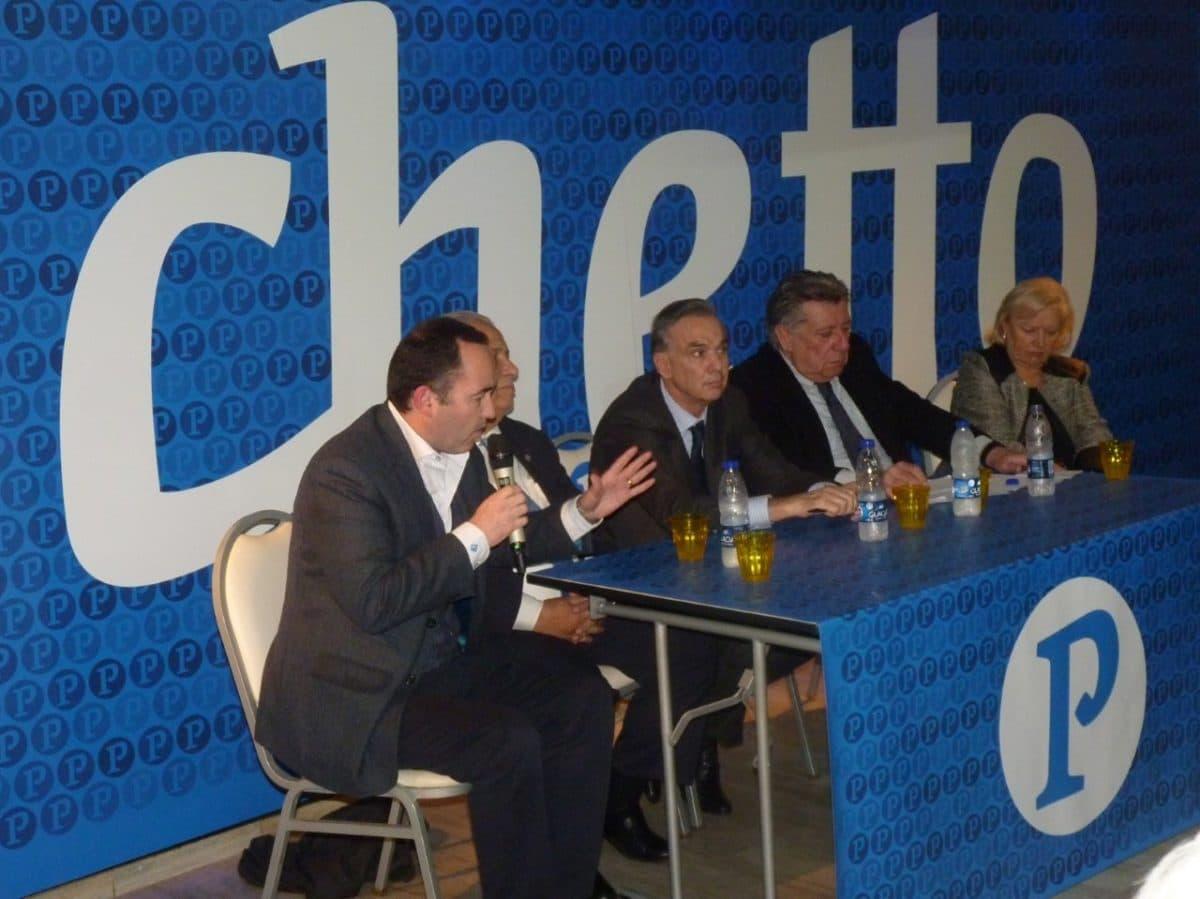 Peronistas por el Cambio apoya la candidatura de Guillermo Montenegro