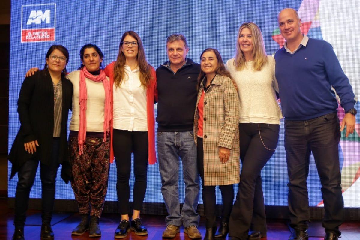 """Pulti y una nueva propuesta de gobierno: """"Mar del Plata Mujer es una respuesta integral"""""""