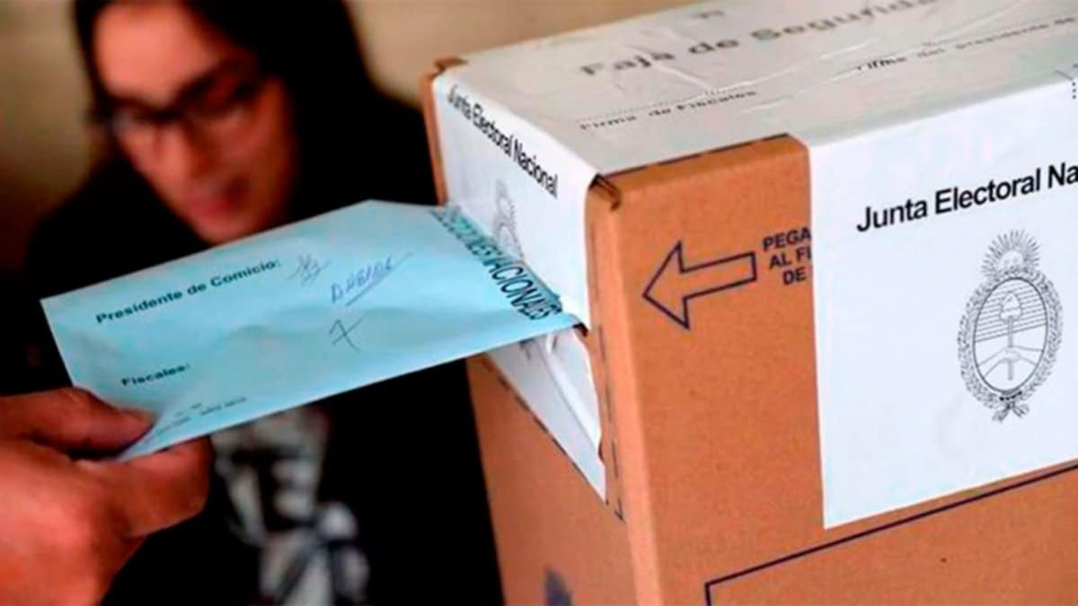 En General Pueyrredon hay más de 573 mil electores en condiciones de votar el domingo