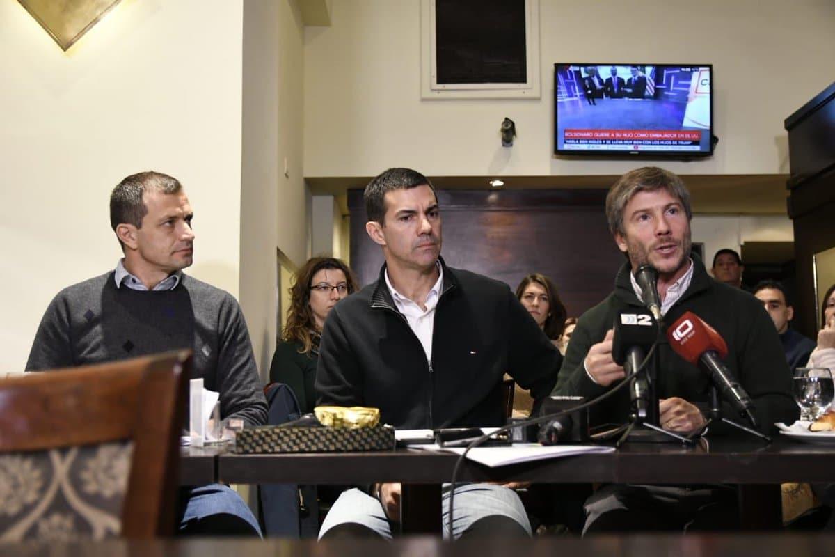 """Urtubey dijo que Lavagna """"es el Messi de la economía"""""""