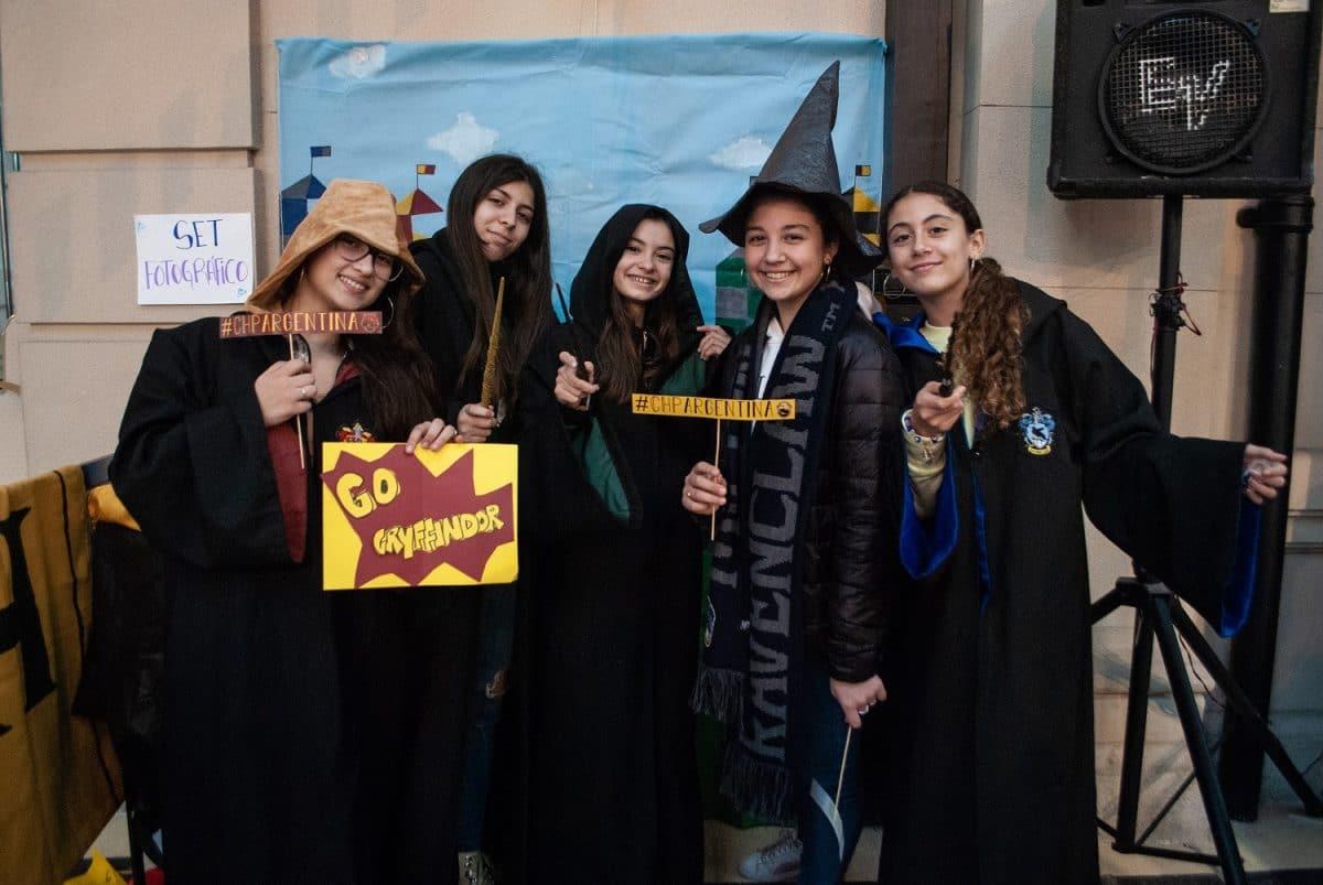 En el cierre de la Feria del Libro festejarán el cumple de Harry Potter