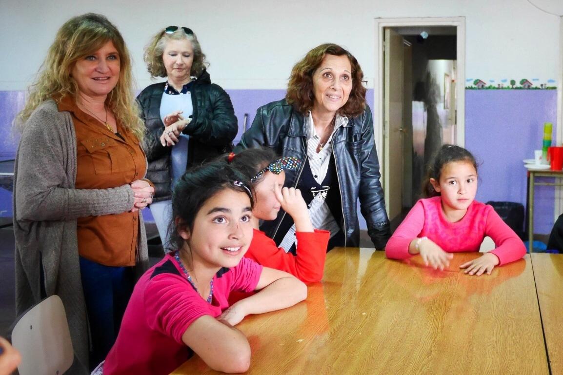 """La Casa del Niño """"Paula Albarracín"""" con diversas actividades"""