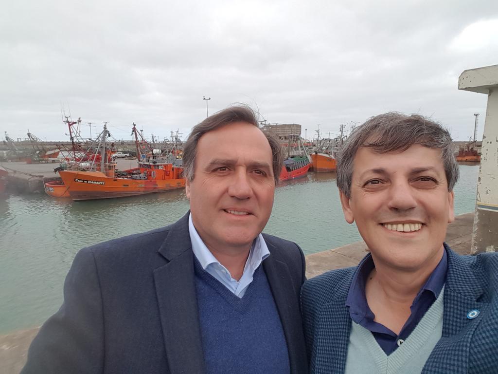 """Aicega: """"es mentira que el kirchnerismo quiere darle un lugar prioritario en la gestión al Puerto"""""""