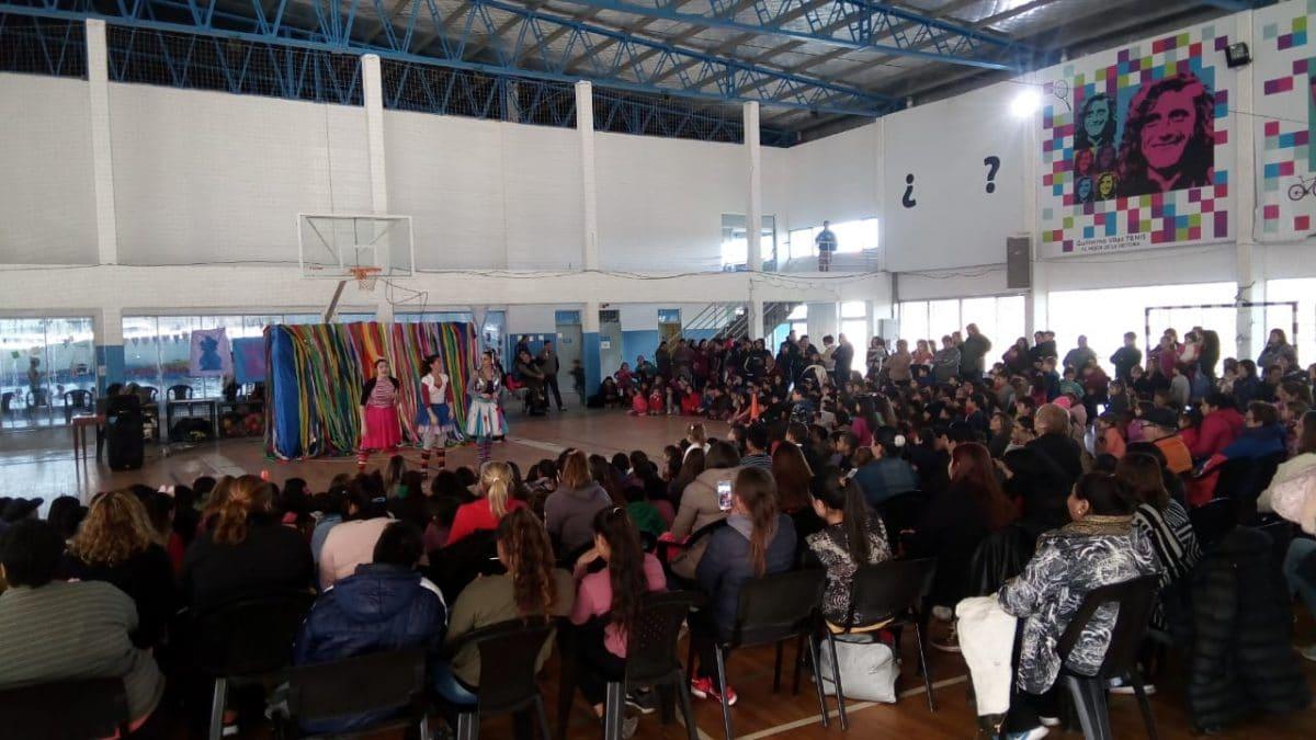Más de 120 mil personas disfrutaron de los espacios culturales municipales