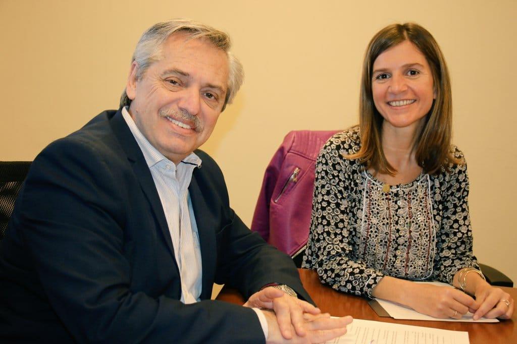 Alberto Fernández cierra la campaña junto a Cristina en Mar del Plata
