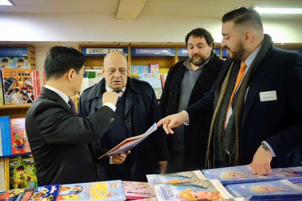 Logos Hope: el municipio organizará visitas de escuelas de la ciudad
