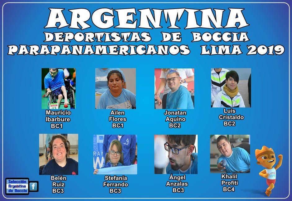 Boccia: La Selección Argentina concentra en Mar del Plata