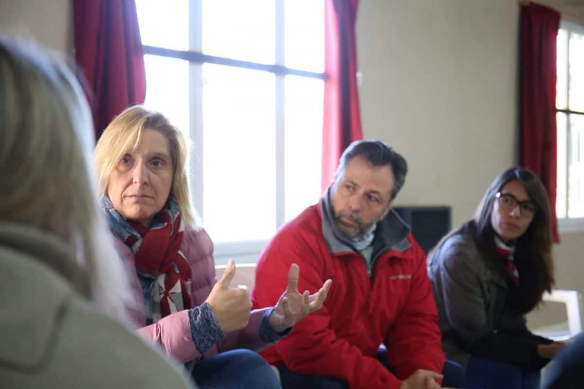 """Baragiola: «hay que modificar la articulación entre  Sociedades de Fomento y el Municipio"""""""