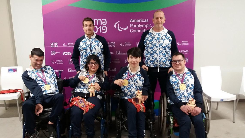 Lima, los mejores Juegos Parapanamericanos para marplatenses fuera del país
