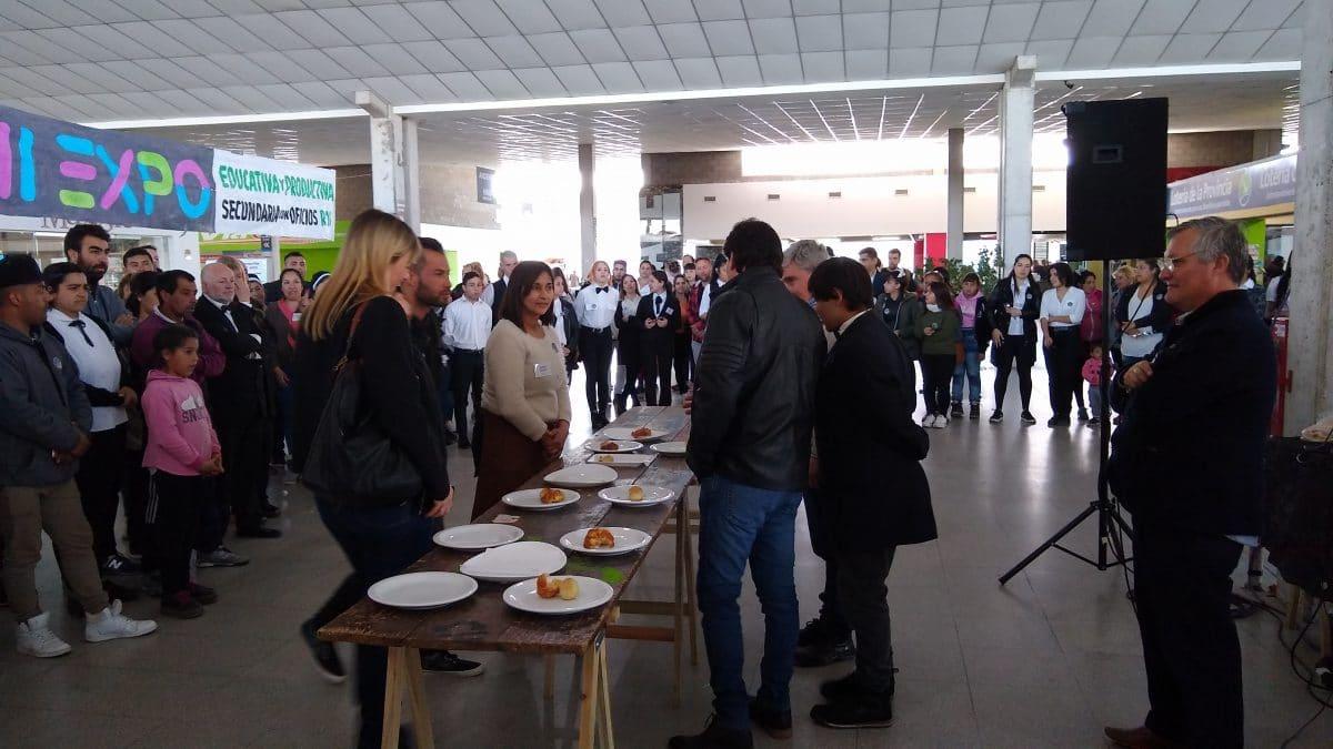 Con gran participación se desarrolló la Muestra Educativa y Productiva de la Secundaria con Oficios